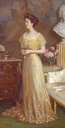 1914 Crown Princess Margareth of Sweden by Oskar Bjorck