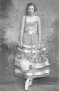 1914 Irene Castle wearing a Lucile costume for Watch Your Step