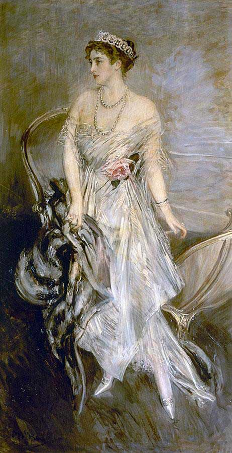 1914 Mrs. Leeds, the later Princess Anastasia of Greece (and Denmark) by Giovanni Boldini (location unknown to gogm) From www.foroxerbar.com:viewtopic.php?t=11178