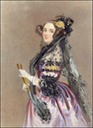 Ada Lovelace, color image