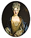 Marie Adelaide possibly by Nicolas de Largilliere