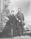 Alexander II and Maria Alexandrovna by ? From imperial-russia.tumblr.com:post:151938250484:emperor-alexander-ii-and-his-first-wife-empress shadows detint