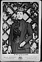 Alexandra card by W. & D. Downey