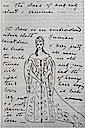 Alexandra's wedding dress described by Ella, page 2