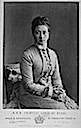 1875 Princess Alice card