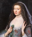 1620s (early - estimated) Amalia van Solms wearing a veil by ? (location unknown to gogm)