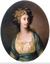 Anna Dorothea by Joseph Friedrich August Darbes (location unknown to gogm)