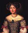 1680 (estimated) Anna Maria Luisa de Medici, Electress Palatine, Grand Duchess of Tuscany by ? (location unknown to gogm)