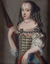 Anna Sophie of Denmark, later Electress of Saxony by ? (Royal Collection)