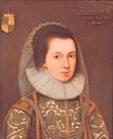 1620 Anne Clifford, fourteen Baroness of Clifford by ? (location unknown to gogm)