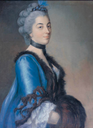 Anne Germaine Larrivee de Vermenoux by Jean Étienne Liotard (auctioned by Sotheby's)