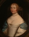 Anne Lindsay, Duchess of Rothes by David or John Scougal (Clan Leslie Charitable Trust - Leslie, Fife UK)