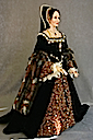 Anne Boleyn figurine by Lady Finavon