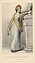 Anne Damer as Sculptor by Richard Cosway color print (Noel Memorial Library Louisiana State University in Shreveport - Shreveport, Louisiana USA)