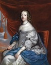 Anne-Marie-Louise d'Orléans, dite La Grande Mademoiselle by Louis Ferdinand Elle (auctioned by Christie's)