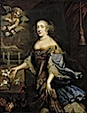 After 1662 Anne Marie Louise d'Orléans, Duchesse de Montpensier by Pierre Mignard (Versailles)