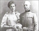 Archduchess Elisabeth Marie and Count Otto von Windisch-Grätz