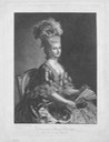 Archduchess Marie Christine mezzotint by Francesco Bartolozzi (1727-1815) Boris Wilnitsky on eBay detint