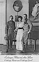 Archduchess Blanca with sons Rainer and Leopold