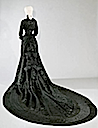Back of mourning dress (location unknown to gogm)