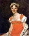 Baroness Pauline Jeanin by Jacques-Louis David (location unknown to gogm)
