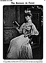 1906 Baroness de Forest from The Bystander of 4 July 1906