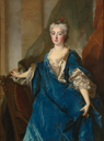 Baronne de Besenval by Nicolas de Largillière (on auction by Sotheby's)