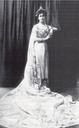 1907 Beatrice court dress
