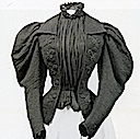 Bodice worn by Empress Elizabeth (location unknown to gogm)
