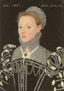 ca. 1567 Susan Bertie, Countess of Kent attributed to Master of the Countess of Warwick (Beaney House of Art and Knowledge, Beaney Institute - Canterbury, Kent, UK) Wm