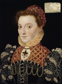 ca. 1575 Elizabeth FitzGerald, Countess of Lincoln attributed to Master of the Countess of Warwick (National Gallery of Ireland - Dublin Ireland) From www.pinterest.com:costumingdiary:elizabethan-era-fashion UPGRADE