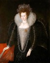 ca. 1595 Catherine Killigrew by ? (Colchester and Ipswich Museums Service, specific location unknown to gogm)