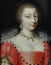 ca. 1610 Charlotte-Marguerite de Montmorency attributed to Claude Deruet (sold by Galerie FC) From antiquaires.com Web site