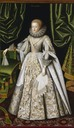 ca. 1614-1616 Anne Cecil, Countess of Stamford (Kenwood House - Hampstead, London, UK) From bbc.co