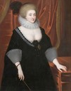 ca. 1615-1620 Elizabeth Grey (1582–1651), Countess of Kent by Paulus van Somer the Elder (Lamport Hall - Lamport, Northamptonshire UK)