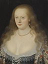 ca. 1615 Frances Howard, Countess of Hertford, later Countess of Richmond and Duchess of Richmond and Lennox by Marcus Gheeraerts the Younger (auctioned by Sotheby's)
