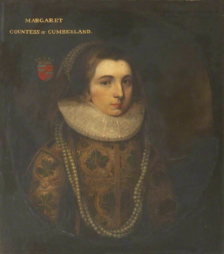Lady Anne Clifford (1590-1670), Countess of Dorset