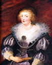 ca. 1625-1629 Catherine Manners, Duchess of Buckingham by Peter Paul Rubens (Dulwich Picture Gallery - London UK)