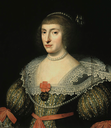 ca. 1628 Elizabeth, Queen of Bohemia by Elizabeth of Bohemia by the studio of Michiel Jansz. van Miereveldt (National Gallery of Scotland - Edinburgh UK)