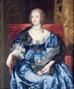 ca. 1637 Lady Anne Cecil by Sir Anthonis van Dyck (location unknown to gogm)