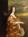 The Honourable Anne Boteler (c.1610-1669), Countess of Newport, Later Countess of Portland