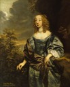 Lady Anne Percy (1633-1654), Lady Stanhope; or Lady Isabella Sydney (d.1663), Viscountess Strangford