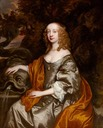 ca. 1655 Anne Percy by Sir Peter Lely (Petworth House - Petworth, West Sussex, UK) From the-athenaeum.org