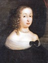 ca. 1655 Hedwig Eleanor Sweden by David von Kraft (location unknown to gogm)