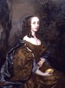 ca. 1655 Lady Lindsay by Sir Peter Lely (Philip Mould)