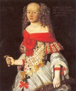 ca. 1660 Ludmilla Elisabeth Schwarzburg by ? (location unknown to gogm)