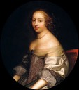 ca. 1660 Marie Jeanne Baptiste of Savoy by ? (location unknown to gogm)