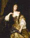 ca. 1660/1665 Elizabeth Trentham (1640–1713), Viscountess Cullen by Sir Peter Lely (Kingston Lacy - Wimborne Minster, Dorset, UK) bbc.co