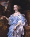 ca. 1665 Henrietta Hyde by Sir Peter Lely (Royal Collection) Wm