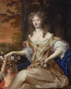 ca. 1670- not later than 1675 Lady Elizabeth Wilbraham by John Michael Wright (Weiss Gallery)
